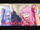 【VOICEROID】ウチが葵にバレンタインチョコ!