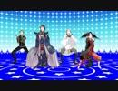 【刀剣乱舞MMD】じじいズによるソーラン節