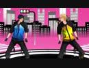 【MMD黒バス】ブリキノダンス【青峰&黄瀬】