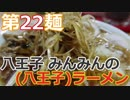 【麺へんろ】第22麺 八王子 みんみん本店のネギバラチャーシューメン【サンキュー千葉編 6日目】