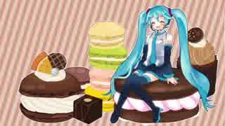 【初音ミク】チョコミントアイス【オリジナル曲】
