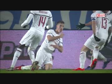 "4th place vs 5 ""18-19 Serie A: Verse 24"" Atalanta vs Milan"