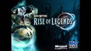 Rise of Legends BGM集