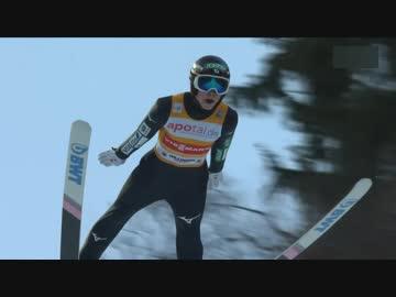【 Ski Jumping 】 Ryo Kobayashi, season 11 win