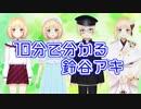 【非公式】10分で分かる鈴谷アキ
