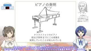 【CeVIO】それめっちゃわかれ『ピアノの発明』