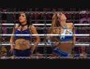 【WWE】初代女子タッグ王座決定エリミネーション・チェンバー戦  2/2