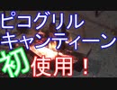 ソロキャンプ ピコグリル398 キャンティーン(PATHFINDER)初使用!