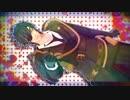 【MMD刀剣乱舞】聖槍爆裂ボーイ・おねがいダーリン【燭・長・青】
