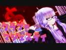 【MMD-VOICEROID】クラブ=マジェスティ【眼鏡 結月ゆかり】