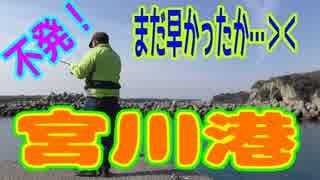 釣り動画ロマンを求めて 232釣目(宮川港)