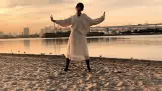 【白咲なくら】never【即興で踊ってみた】