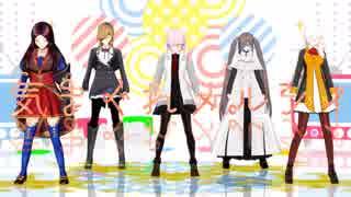 【Fate/MMD】カルデア女子で気まぐれメル