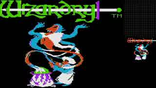 Wizardry #1 (Apple II) 001: キャラクタ