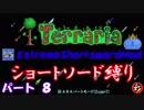 [Terraria+MOD] ショートソード縛りEX パート8 [ゆっくり実況]