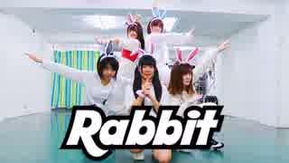 【ひじり×saka×宮多】Rabbitを踊ってみた【みぽやますずこ】