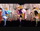 【MMD】 ぷちあぴ振袖ミニで ♪ 千本桜・幼女版 ♪ [1080P]