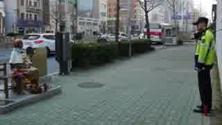 【日韓断交】釜山市長「歴史の真実より重い法はない!」日本総領事館前の慰安婦像を直接管理へ?拝観料でも取る気かな(笑)