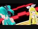 【MMD】 あぴミク01、リン02LでUr-Style