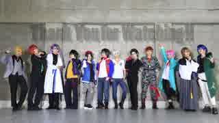 【ヒプマイ】ヒプノシスマイク-Division Battle Anthem- 踊ってみた【コスプレ】