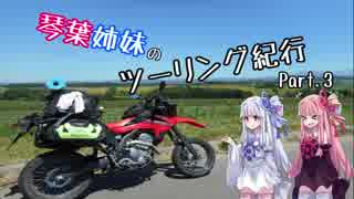 【VOICEROID車載】琴葉姉妹のツーリング紀行 Part.3【紅葉キャンツー編】