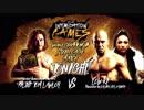 【MLW】トム・ロウラー(ch.)vsロウ・キー:Steel Cage Match【19.3.3】