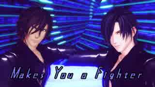 【MMD刀剣乱舞】Makes You a Fighter【燭・倶】