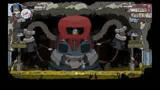 【刀剣乱舞偽実況】ロボットな長谷部の頭は金魚鉢-Part5-【Feudal Alloy】