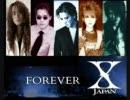 X JAPAN LIVEメドレー