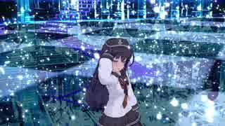 黒柚式 第六駆逐隊 暁 で『白い雪のプリンセスは』