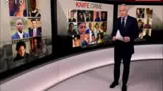 英国各地で若者の刺殺事件増加で治安が最悪に…警察が対応に追われる