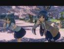 【MMD】桜島麻衣、双葉理央で「君の彼女」【青ブタ】