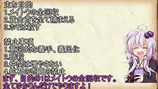 【Kenshi】果たして一人でゆかりんはどこまで出来るのか挑戦1【結月ゆかり実況プレイ】