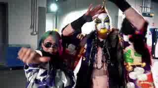 【WWE】アスカとシェイマスが一緒にワーク