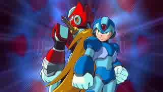 メイドイン俺でロックマンX5・X6 「XvsZERO」