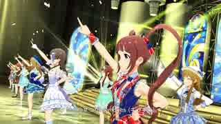 【ミリシタ13人ライブ】「Starry Melody」(全員SSR) 【1080p60/ZenTube4K】