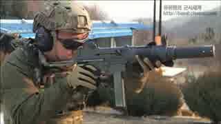 【転載】韓国産銃器射撃 拳銃「K5」消音短機関銃「K7」