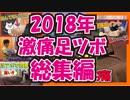 【リフレクソロジー】2018年激痛足つぼ総集編【マッサージ・整体好き必見】