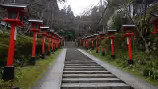 【ゆっくり】徒歩で日本一周part554【京都】