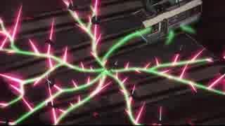 ケムリクサ戦闘シーン10 VS雑魚アカムシ