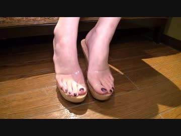 【脚組み動画】ななちゃんの脚組み leg.03