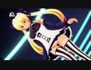 【MMD】美尻カス子ちゃんがミクさんに負けじとダンスしてみた。