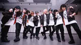 【SLH×アナタシア】クレイジー・ビート 踊ってみた【オリジナル振付】