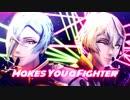 【MMD刀剣乱舞】Makes You a Fighter【髭切/膝丸】