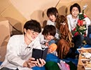 【公式】『K4カンパニー』新オフィスへお引越し準備ー小松昌平、益山武明、増元拓也、濱健人