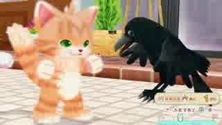 【実況】ネコ2匹を飼ってみたら喋る猫でし