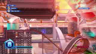 【TAS】ソニックカラーズ Wii スウィートマウンテン Act5 0:25.13