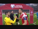 《EURO2020》 【予選:グループI】 [第1節] ベルギー vs ロシア(2019年3月21日)