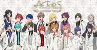 【7月17日発売】ACTORS 5th Anniversary E