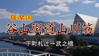 【車載動画】谷山街道山川筋その1【鹿児島】